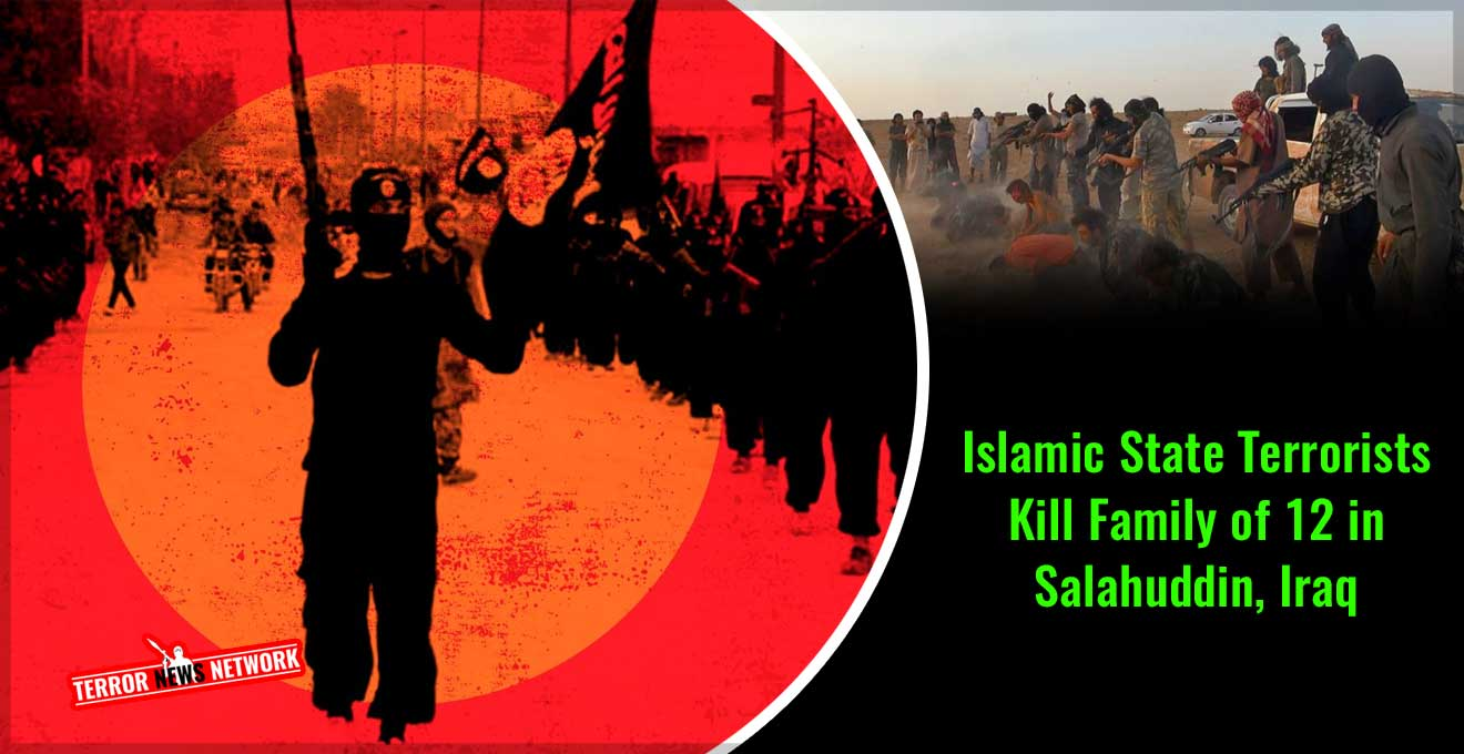 Islamic-State-Terrorists-Kill-Family-of-12-in-Salahuddin,-Iraq
