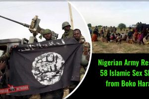 Nigerian-Army-Rescues-58-Islamic-Sex-Slaves-from-Boko-Haram
