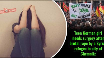 Teen-German-girl-needs-surgery-after-brutal-rape-by-a-Syrian-refugee-in-city-of-Chemnitz